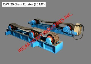 Chain Rollers 20 MT  3